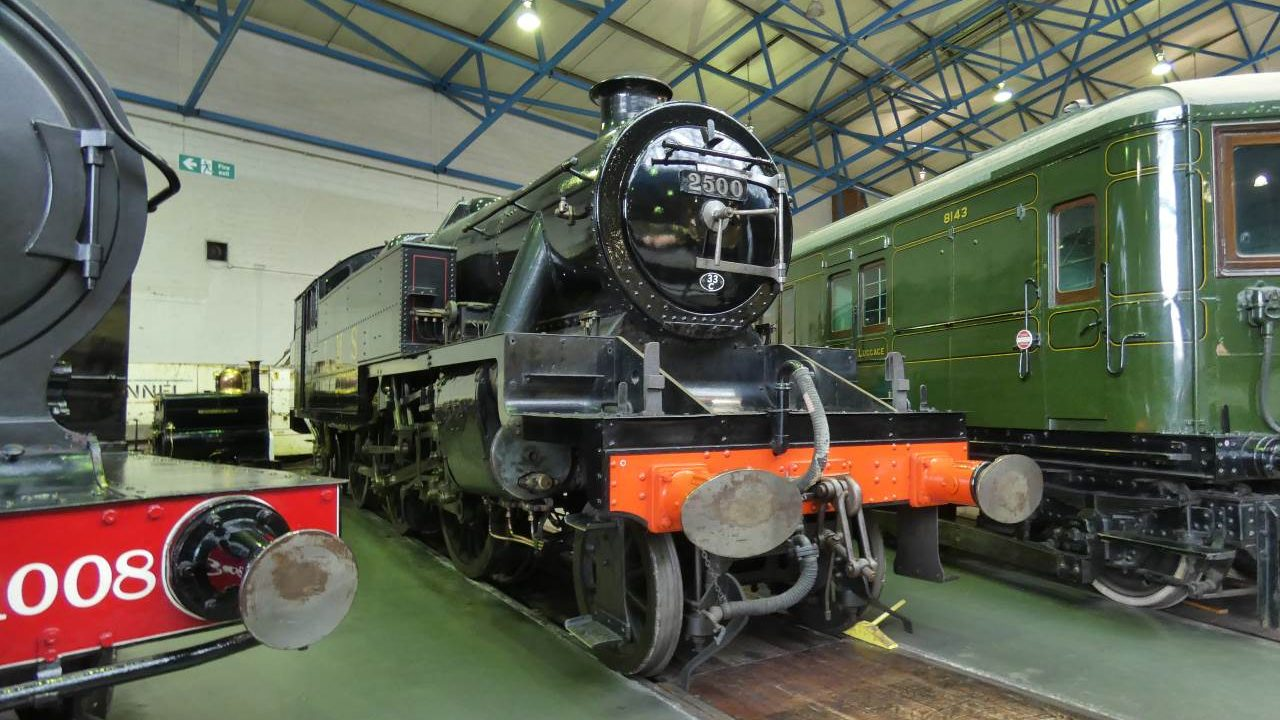 LMS 2500