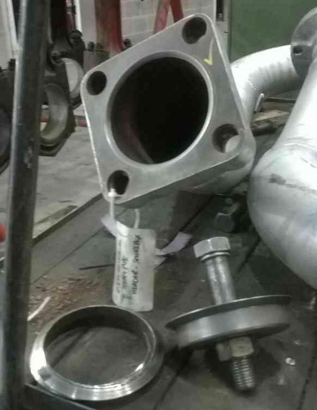 New Steam Pipes // Credit NRM
