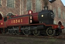 Caledonian Railway 944 pack for Train Simulator