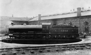 2242 // Credit SKF Works Photos of English Rolling Stock