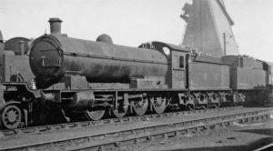 3425 at March Locomotive Depot // Credit Ben Brooksbank