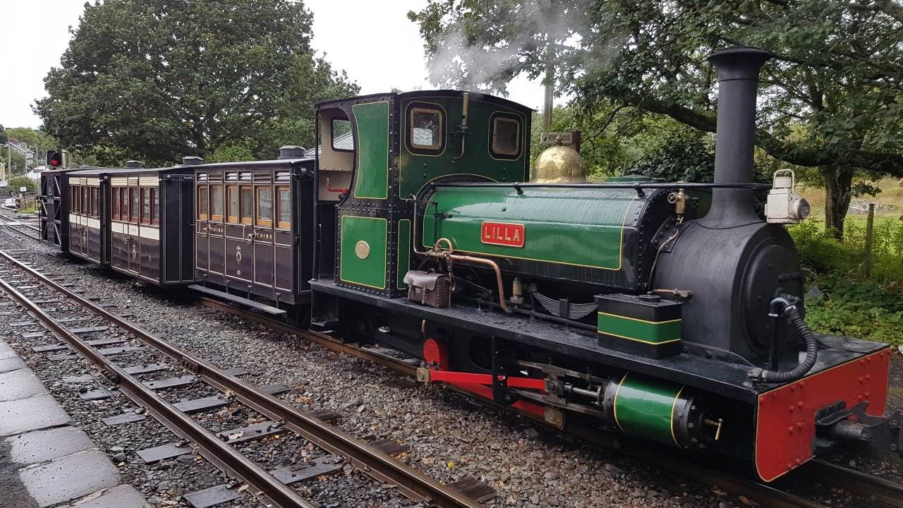 Ffestiniog Railway set to bid farewell to steam locomotive 'Lilla'