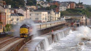 The Dartmouth Regatta Statesman (Nottingham - Kingswear) @ Nottingham Railway Station | England | United Kingdom