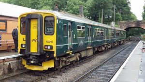 Great Western Railway Class 150