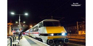 LNER Intercity 91