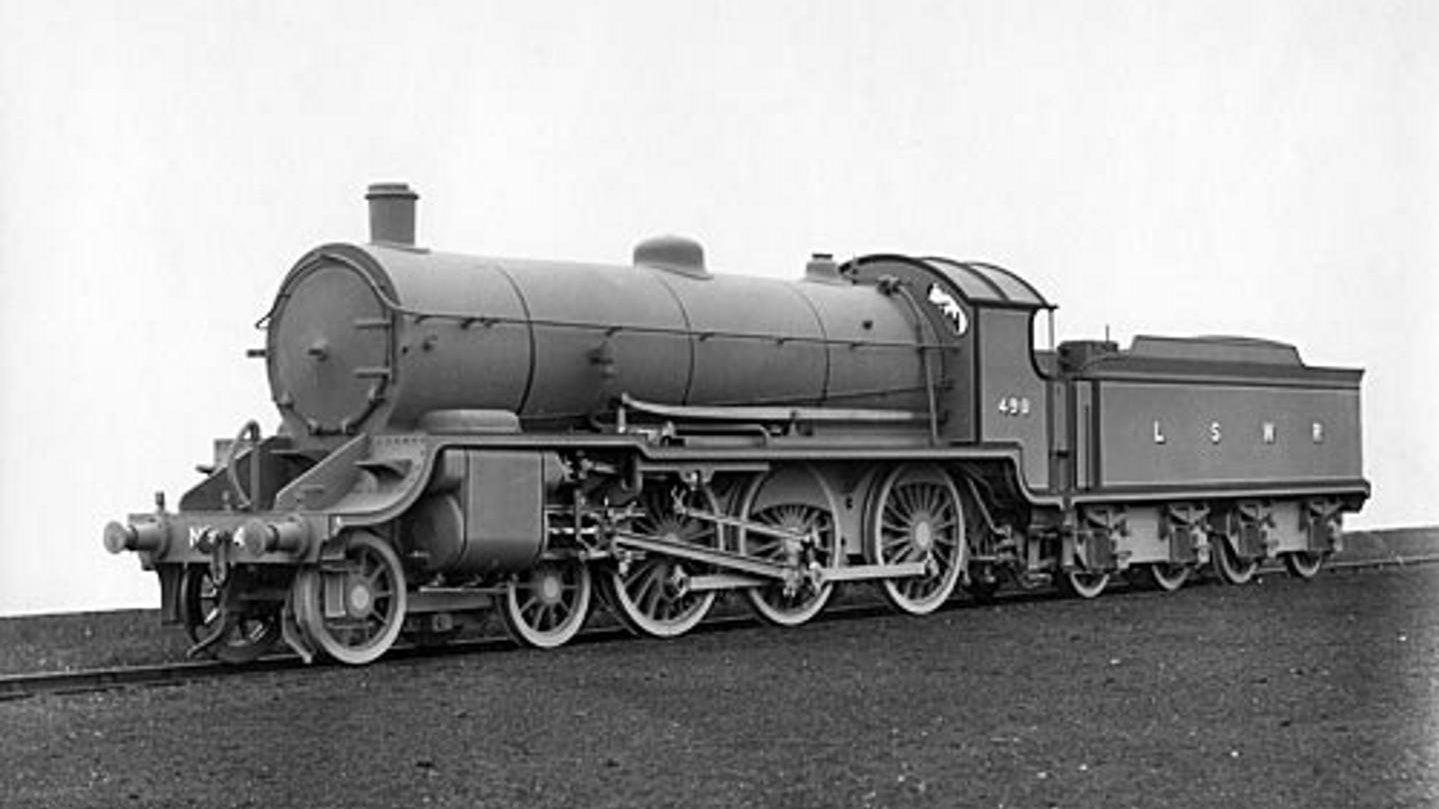 LSWR/SR S15 Class steam locomotives - Class Information