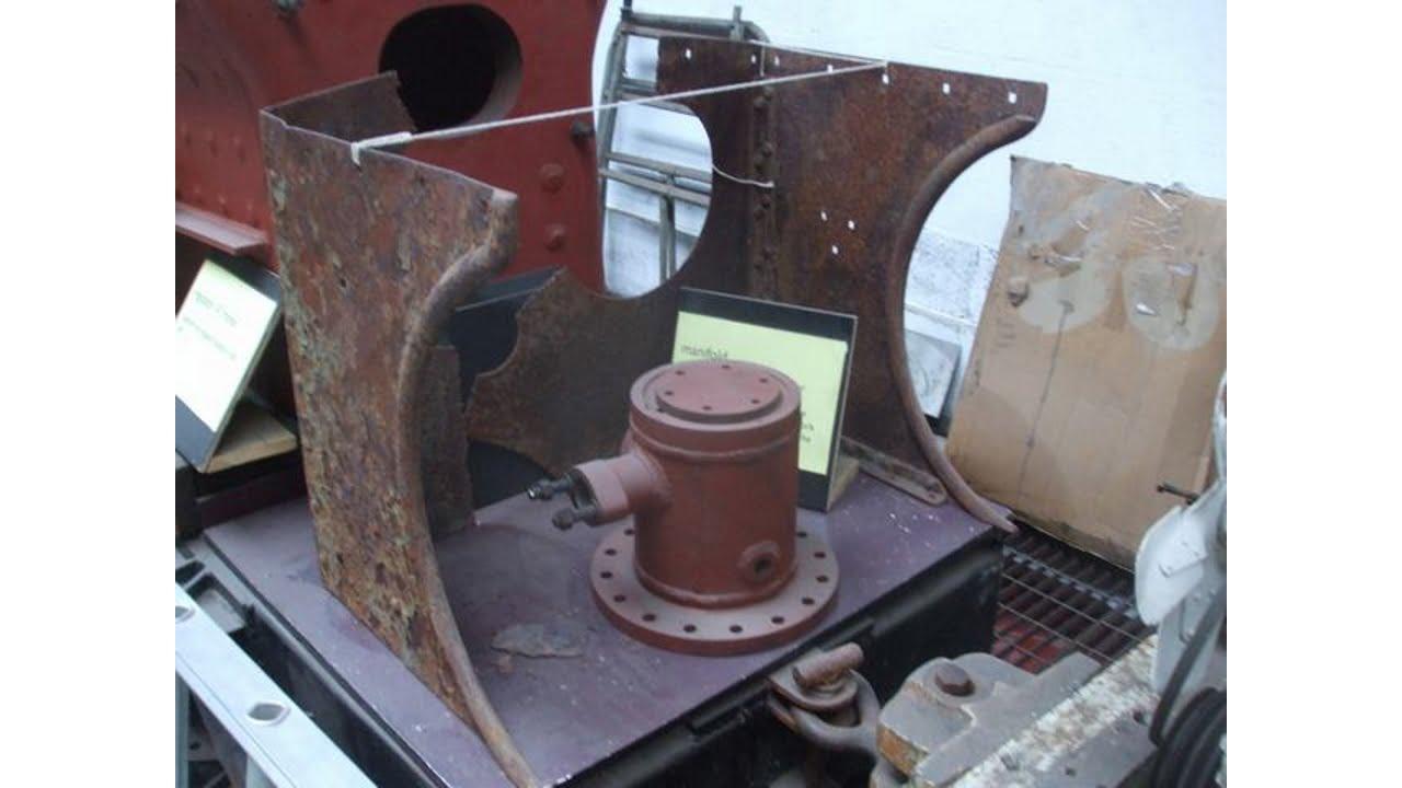 Corris Railway parts