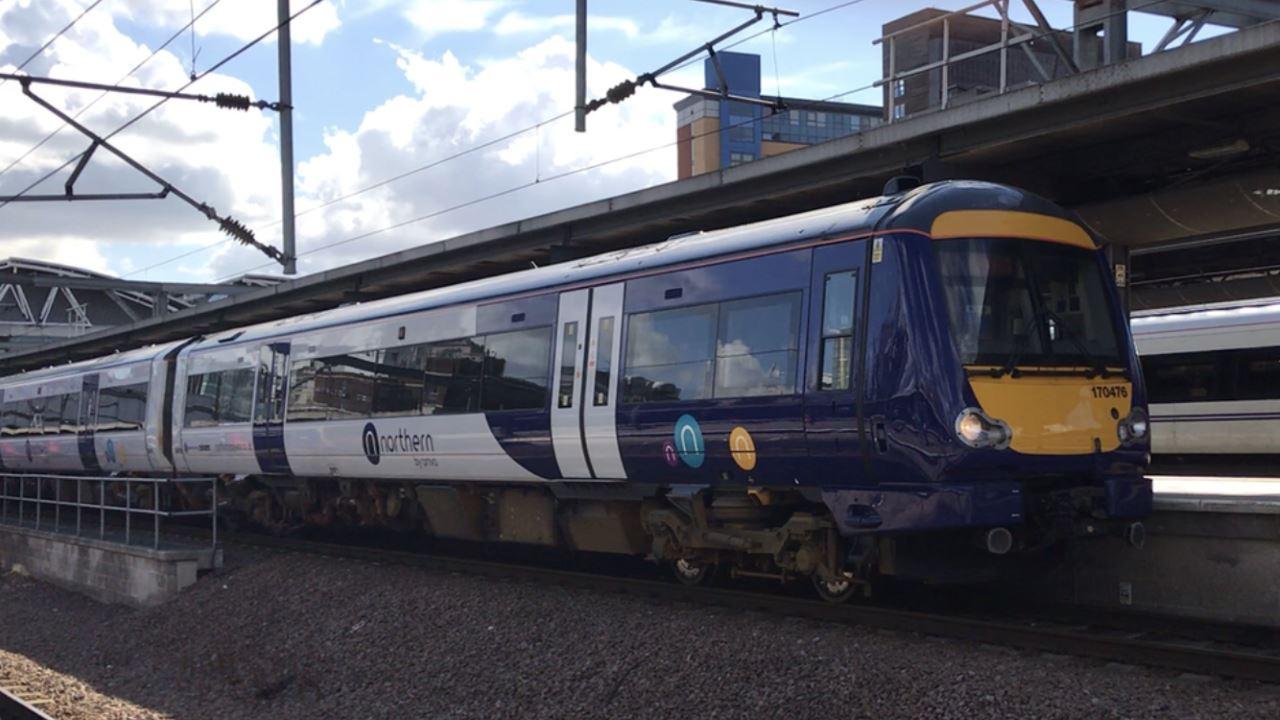 Class 170 trains set to return to Transpennine Express
