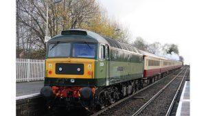 D1924 Crewe Diesel Depot