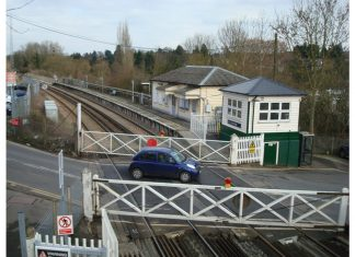 East Farleigh Station