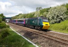 Great Western Railway Class 43 HST