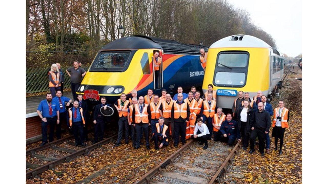 Credit: East Midlands Trains