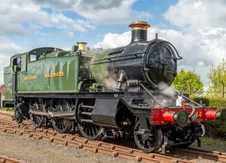 4144 for Severn Valley Railway