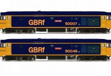 50s into gb rail freight