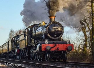 7802 Bradley Manor and 6990 Witherslack Hall