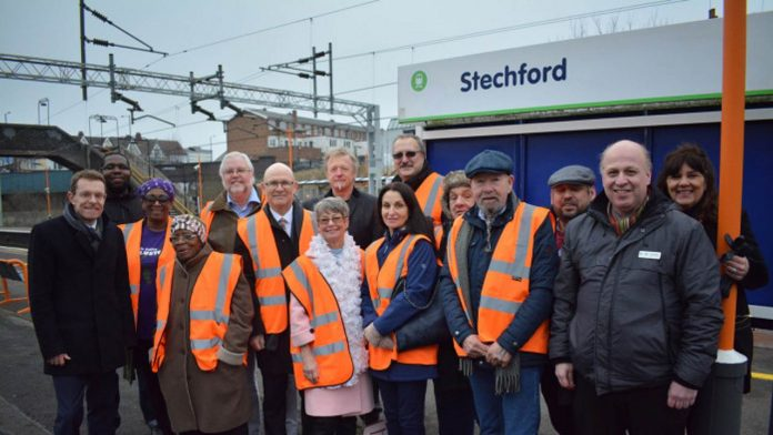 Stechford volunteers