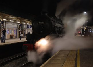 45212 at Chesterfield