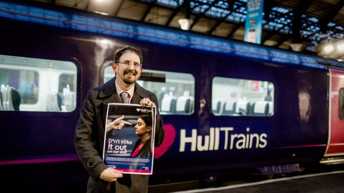 Hull trains campaign