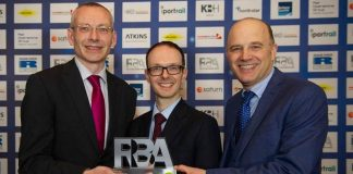 Great Western Railway and Network Rail win top rail accolade
