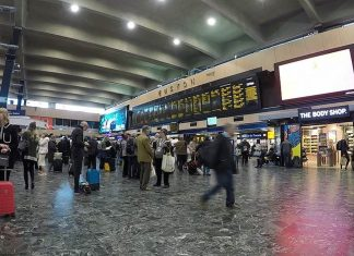 London Euston