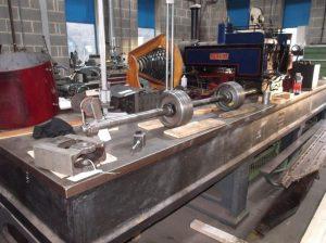Middle Valve Undergoing Inspection // Credit The Sir Nigel Gresley Locomotive Trust Ltd