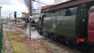 35018 British India Line at York