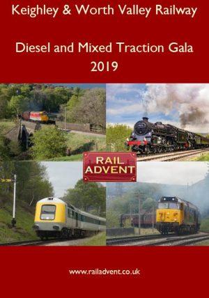 KWVR diesel gala cover