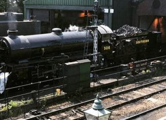 506 Back in Steam // Credit MHR