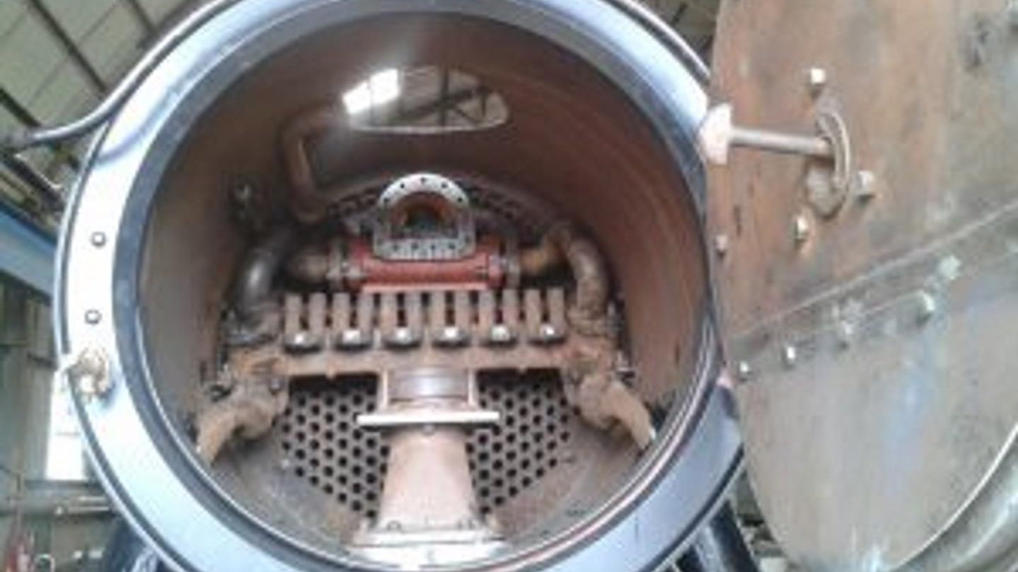 Almost Complete Smokebox // Credit WSR