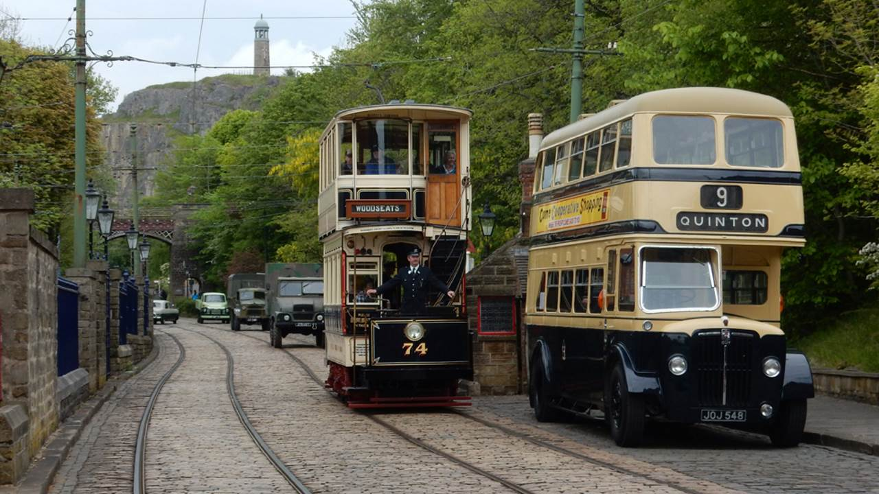Classic Transport Gathering