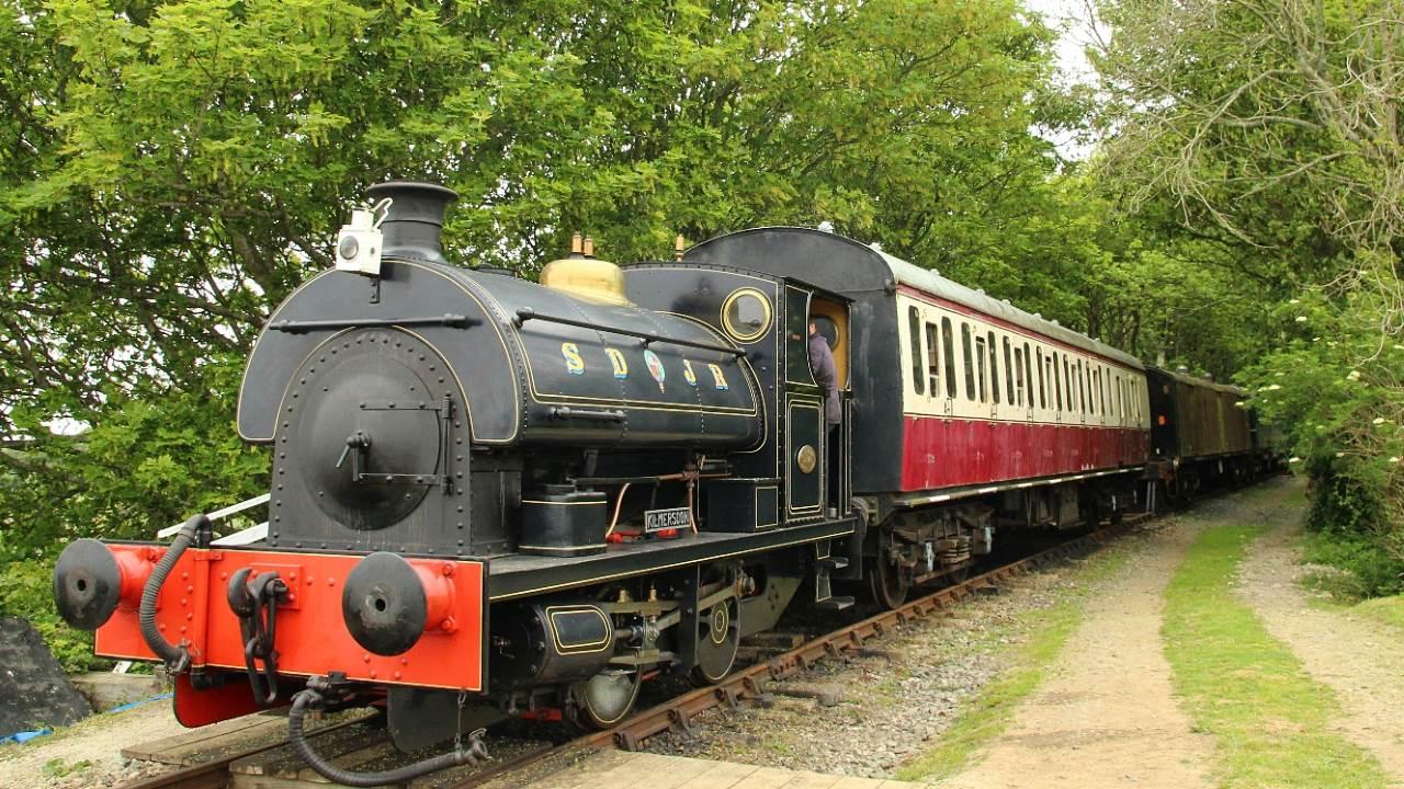 Helston Railway 1940's