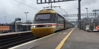 Intercity HST