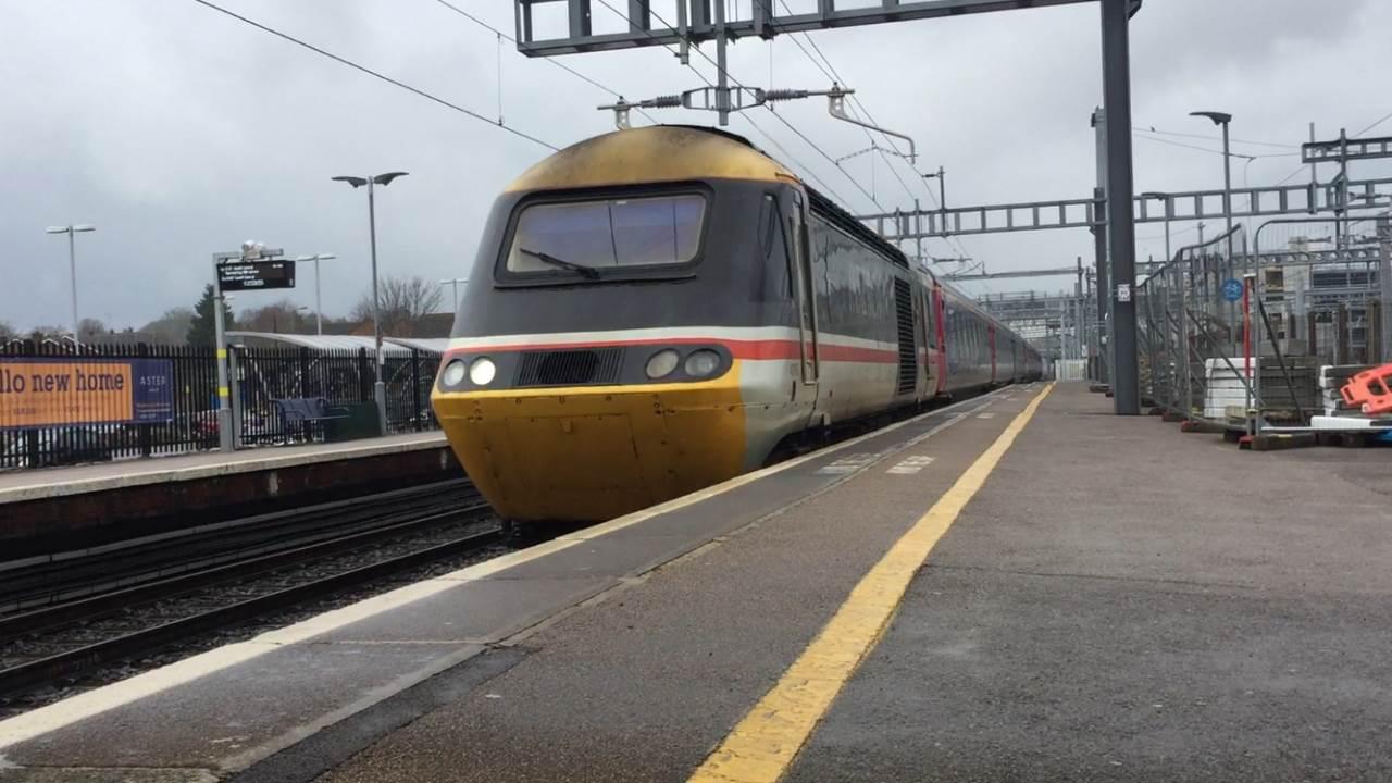 Intercity HST