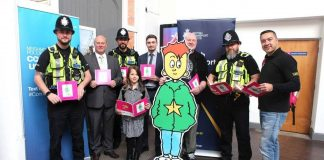 rail safety book launch