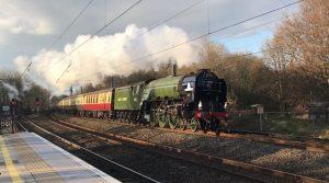 60163 Tornado at Lancaster