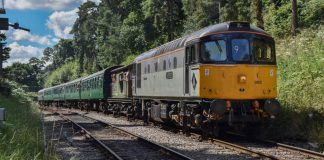 North Norfolk Railway Gala