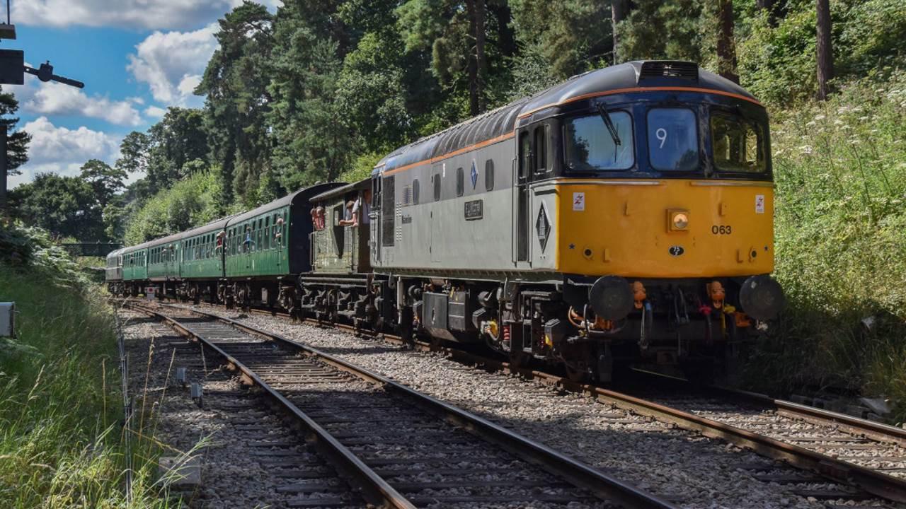 North Norfolk Railway Gala