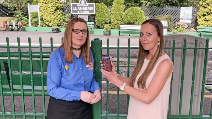 new app for snowdon mountain railway