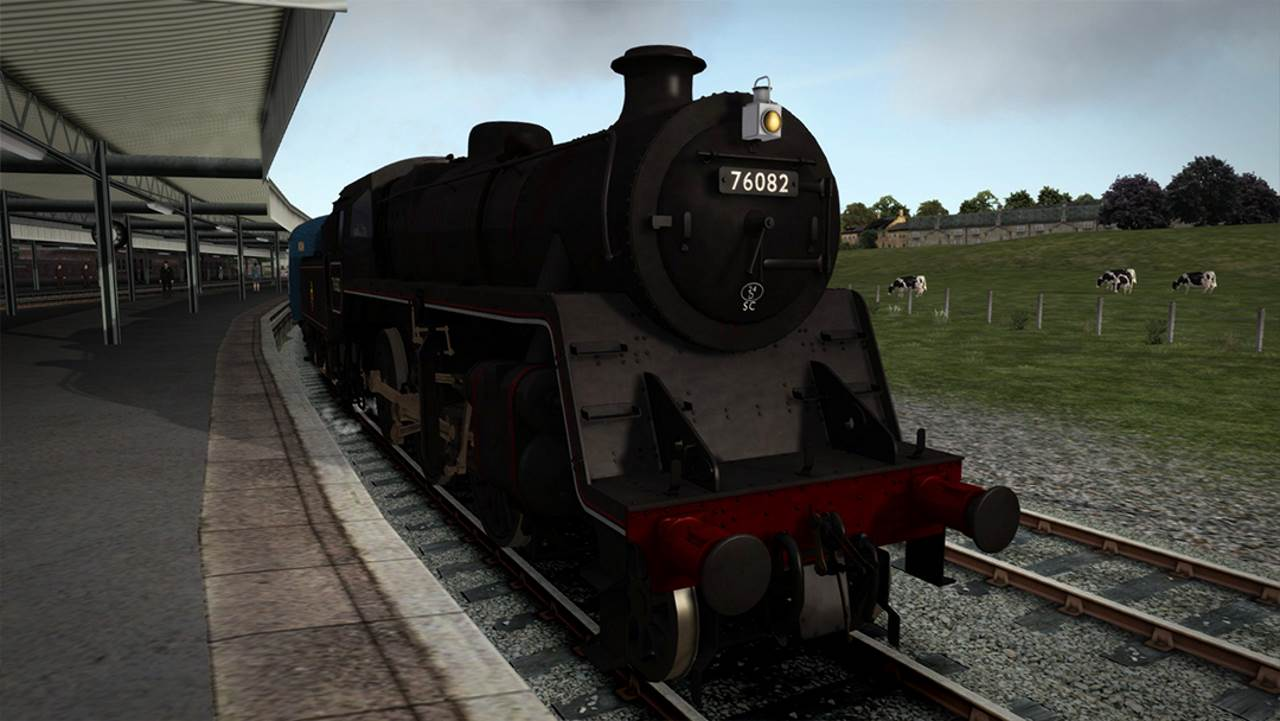 BR Standard 4MT steam locomotive pack out now for Train Simulator 2019