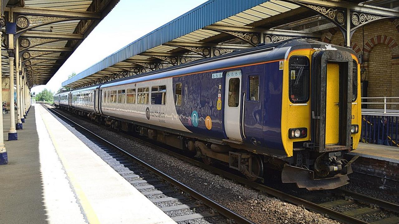 Christmas travel chaos as Northern railways cancels trains