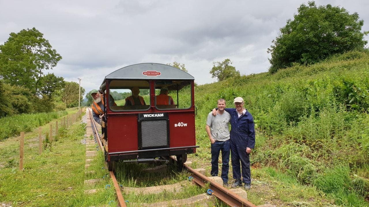 Wickham Trolley