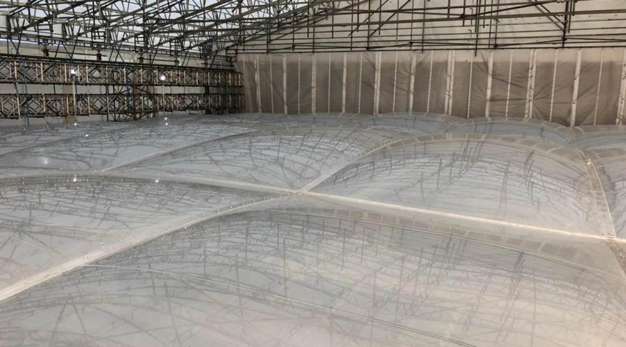 Leeds new roof