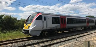New Bombardier trains