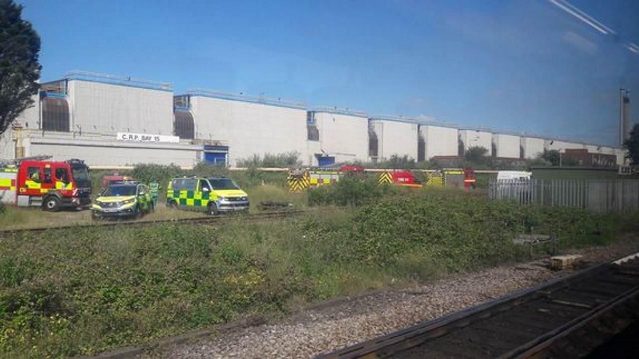 incident kills two people on the railway