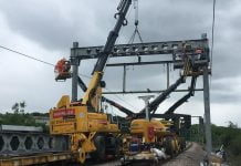 Network Rail August Projects