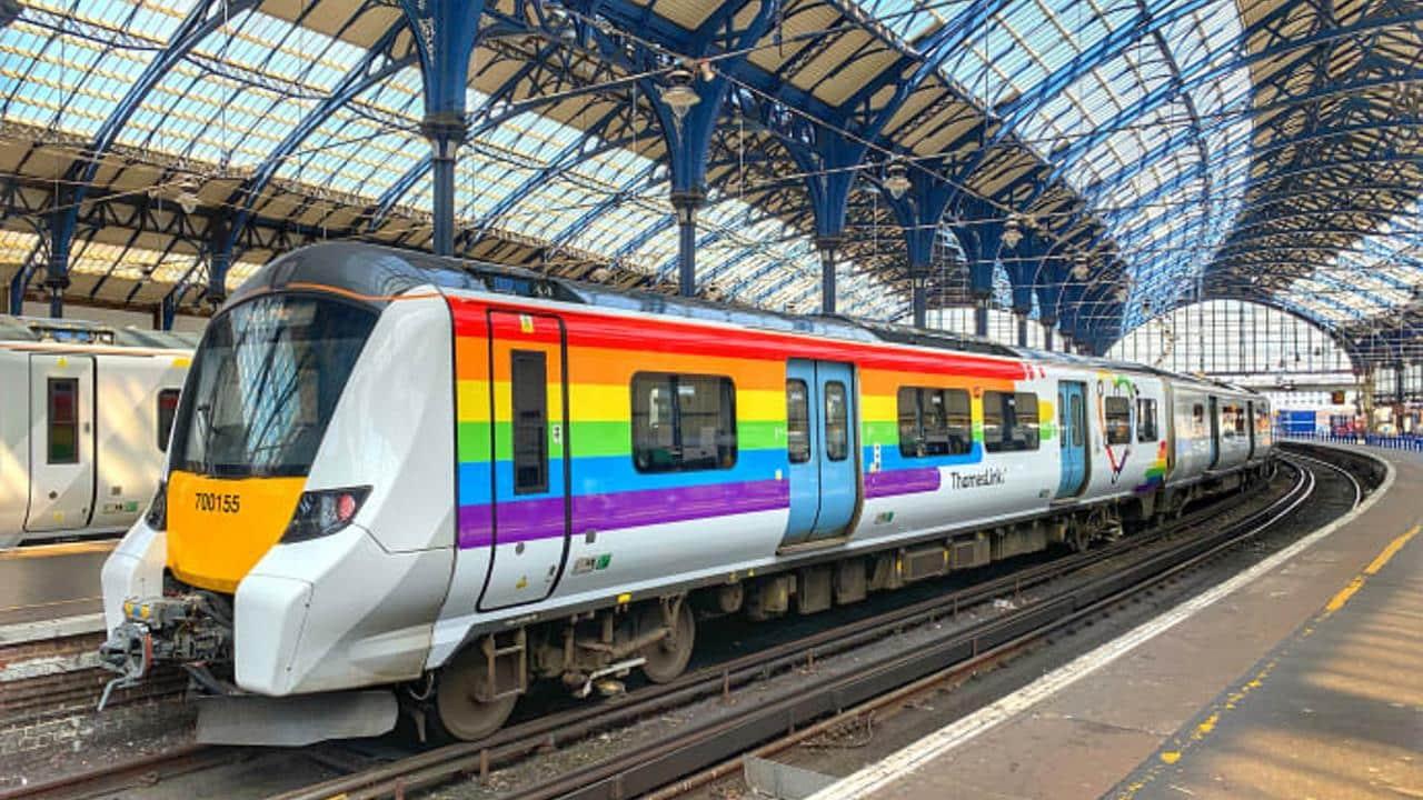London St Pancras rail disruption