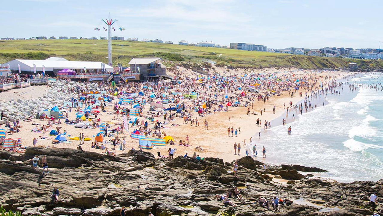 Over 9,000 extra seats to Newquay for Boardmasters 2019
