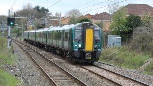 Northampton train