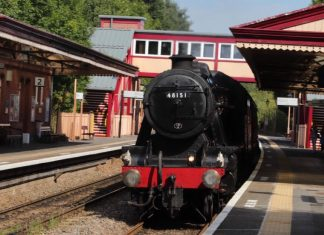 Railway News from RailAdvent  Heritage Railway and Mainline