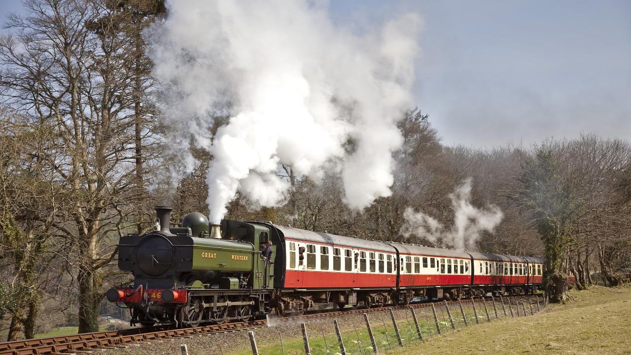 Pannier 4612 to attend Nene Valley Railway Pannier Gala